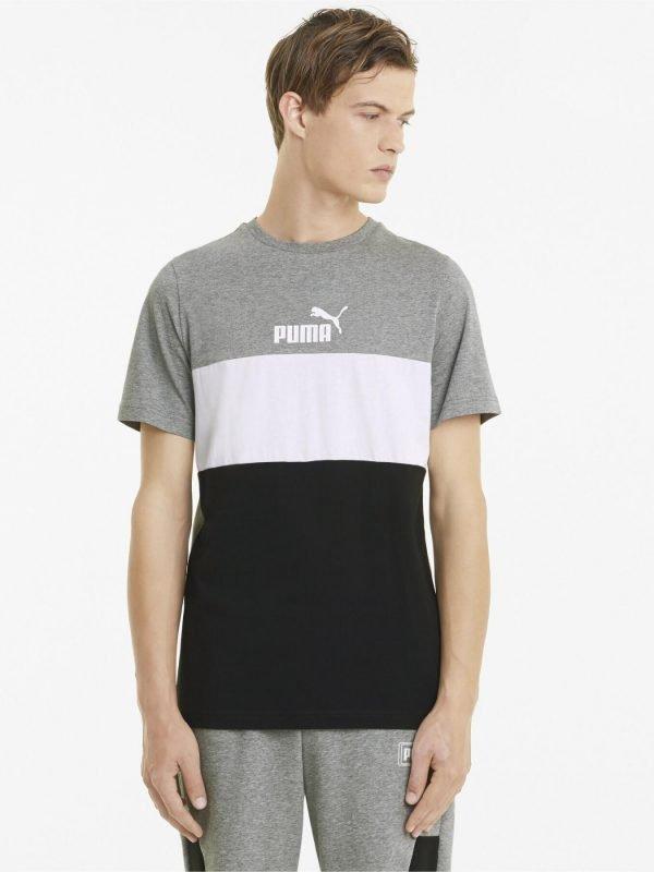 Tshirt girocollo puma uomo